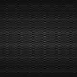 Черная решетка или серые линии на темной предпосылке Стоковые Фотографии RF