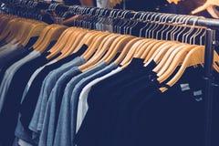 черная рубашка Стоковое фото RF
