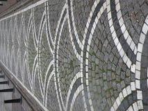 Черная серая и белая мостоваая Стоковое фото RF