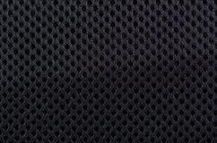 Черная сетка ветоши стоковое изображение rf