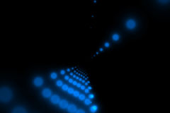 черная синь ставит точки малый вектор Стоковое Изображение RF