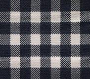 Черная скатерть Стоковая Фотография