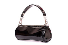 черная сумка Стоковые Фото