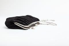 Черная сумка Стоковые Изображения