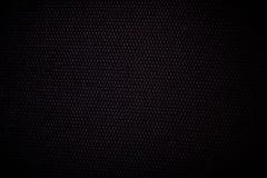 Черная текстура вещества стула Стоковые Фотографии RF