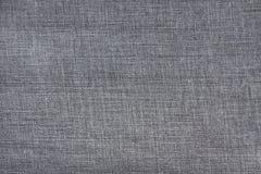 черная текстура джинсыов Стоковые Изображения RF