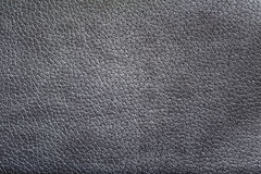 черная текстура кожи Стоковое Изображение RF