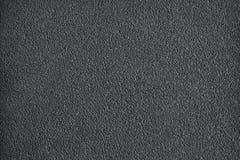 Черная текстура пены Стоковая Фотография
