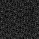 Черная текстура предпосылки ткани нейлона, большая детальная текстурированная картина крупного плана макроса, космос экземпляра т Стоковые Фотографии RF