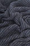 черная текстура сторновки ковра Стоковая Фотография RF