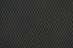Черная текстура с клетками Стоковое фото RF