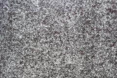 Черная текстура холста пергамента Стоковые Изображения RF