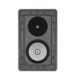 Черная тональнозвуковая акустическая система Стоковое Изображение RF