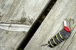 черная удя снасть Стоковая Фотография