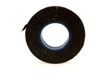 черная электрическая изолируя лента стоковое изображение rf