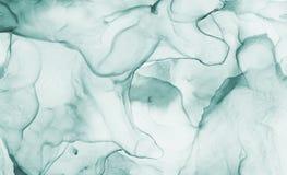 Чернила, краска, абстрактная стоковое изображение