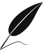 чернила пера Стоковое Изображение RF