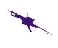 чернила помаркой Стоковая Фотография RF
