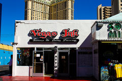 Чернила Вегас, Лас-Вегас, NV Стоковая Фотография