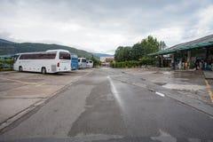 Черногория, июнь 2014 стоковые фотографии rf