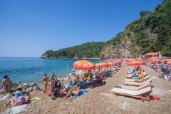 Черногория, июнь 2014 стоковое фото