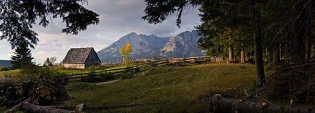 Черногория. Стоковые Изображения