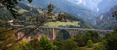 Черногория. Стоковое Изображение