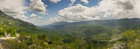 Черногория стоковые изображения