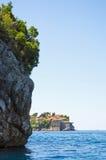 Черногория Стоковое фото RF