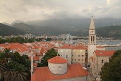 Черногория Стоковое Изображение RF