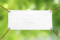 Черное знамя винила стоковые фото