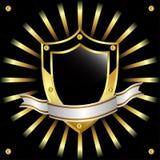 черное золото Стоковое фото RF