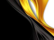 черное золото Стоковое Изображение RF