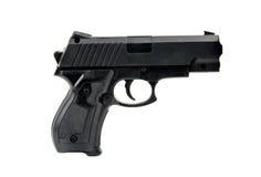 Черное личное огнестрельное оружие Стоковые Фотографии RF