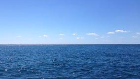 черное море Крым сток-видео