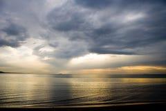черное море Стоковое Изображение RF