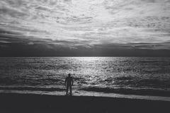 черное море Стоковые Изображения RF