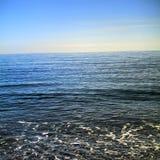 черное море Стоковое Фото