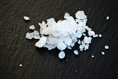 черное соль Стоковое Изображение RF