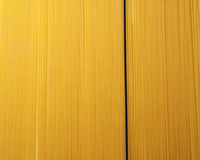 черное спагетти Стоковая Фотография RF