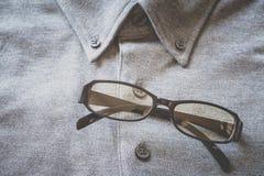Черное стекло моды Стоковые Фото