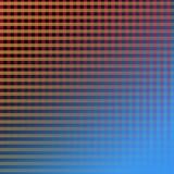 черное redpurple померанца решетки Стоковое Изображение RF