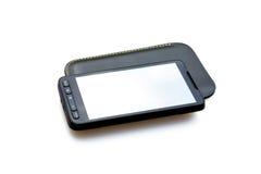 черное smartphone Стоковое Фото