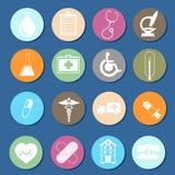 черной печенки иконы изменения медицинская предохранения от белизна просто Стоковая Фотография RF