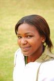 чернокожая женщина Стоковое фото RF