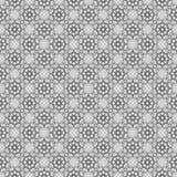 Чернота, белая серая текстура Стоковая Фотография