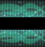 чернота знамени Стоковые Фотографии RF