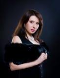 чернота красотки Стоковые Фотографии RF