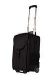 чернота носит багаж Стоковое фото RF