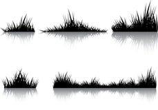 чернота отражает иллюстрация штока